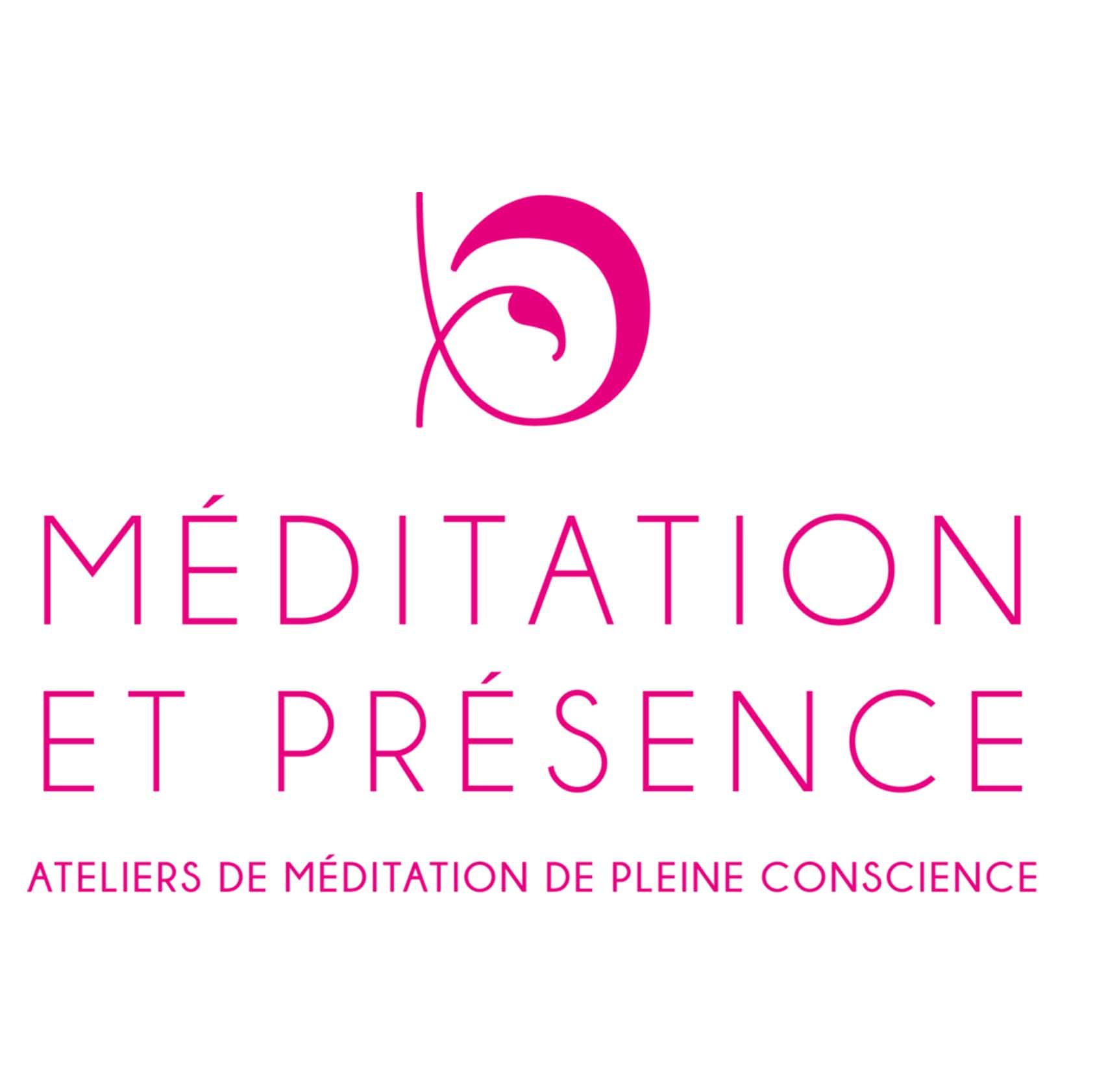Logo méditation et présence